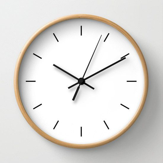 25+ Best Ideas About Modern Wall Clocks On Pinterest | Unique Wall