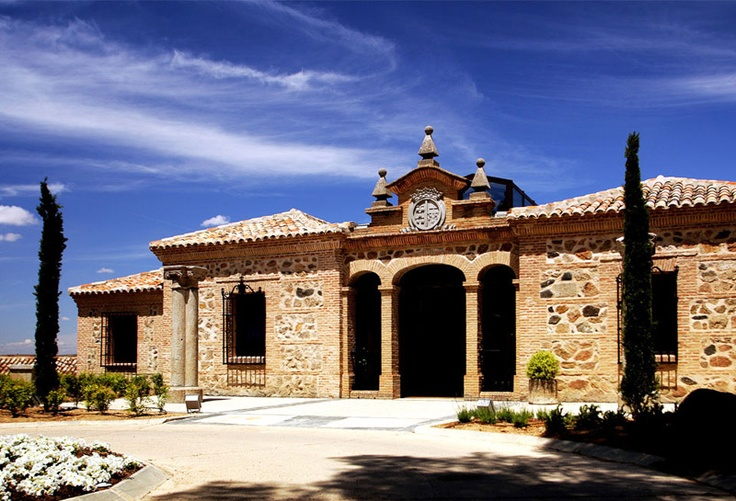 Hotel Cigarral El Bosque--looking forward to staying here.