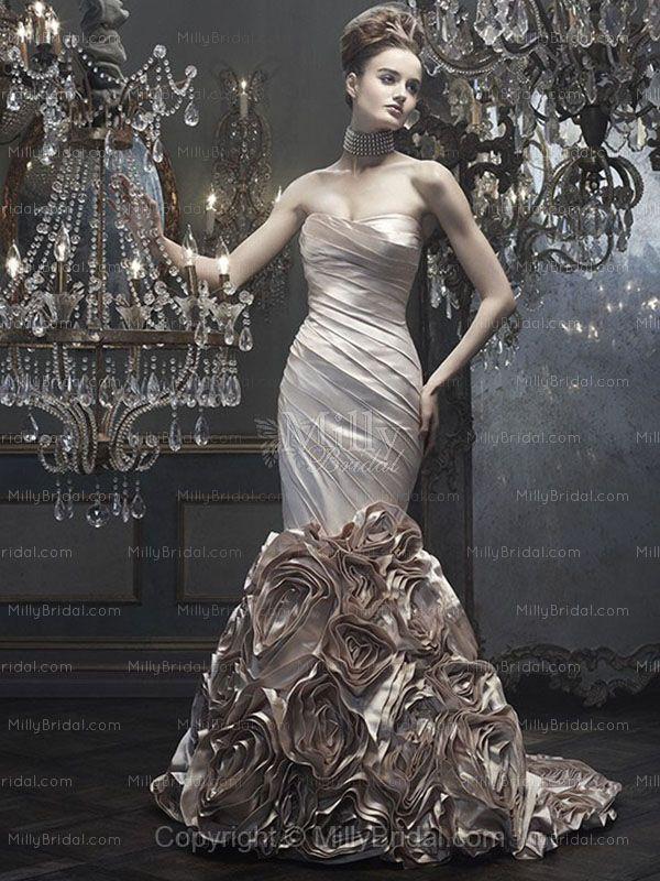 Vintage Wedding Dresses at Millybridal.com