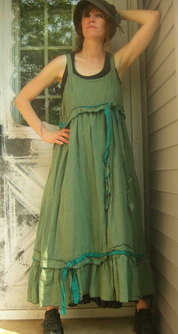 Ties And Knots Dress by sarahclemensclothing on Etsy, $155.00