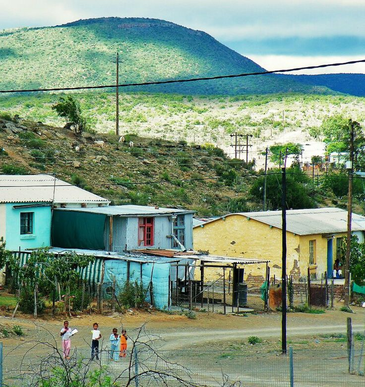Jansenville, Eastern Cape, South Africa, 2010.