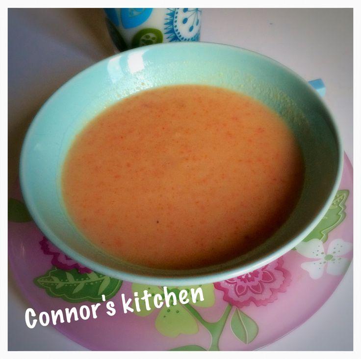 Low histamine veggie soup