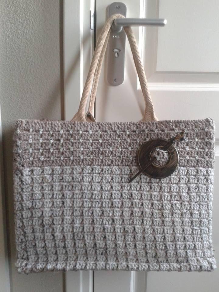 Tassen Patroon : Meer dan idee?n over gehaakte tas patronen op