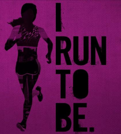 I Run To Be