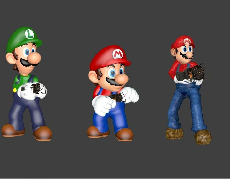 Download Mario Bros. Playermodels by Captain Charles from garrysmods.org - Originally uploaded by Mr. Charles (5) on 4th July 2009 19:05 pm  Name: Mario Bros. playermodels Version:1 Description: Mario Bros. playermodels for Garry's mod. Requirem