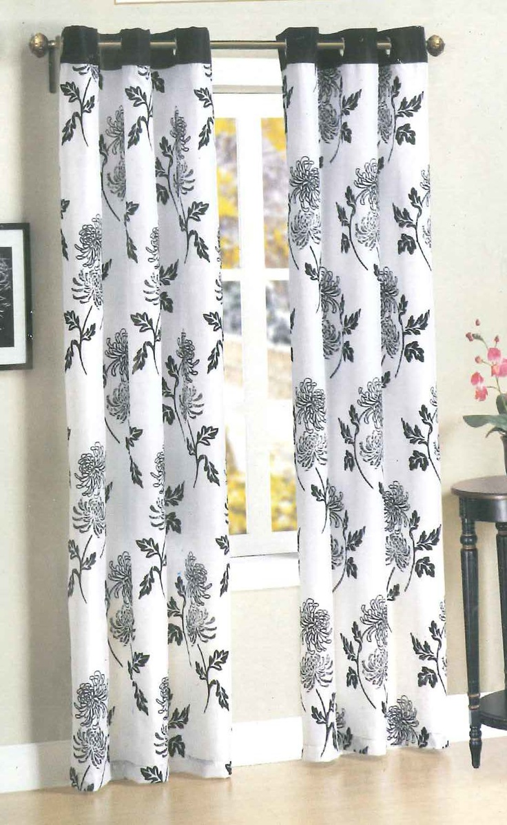 Pretty Curtains Found At Family Dollar For 10 50 Panel