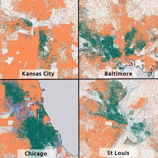 Why America Remains Segregated