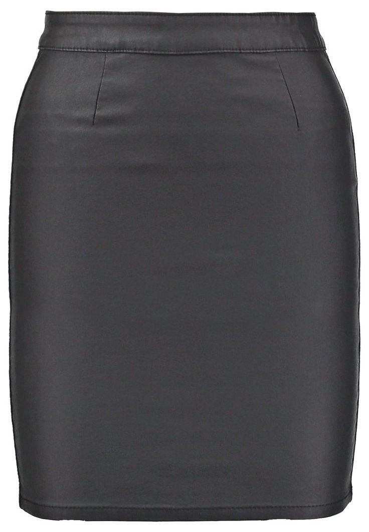Vila VILIM czarna Spódnica mini black