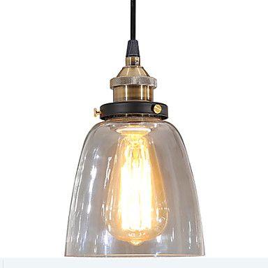 Vintage Moderne / Nutidig Land Anheng Lys Til Stue Soverom Spisestue Leserom/Kontor Pære ikke Inkludert