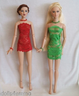 HOLLY and MISTLETOE - sexy lace dresses and matching jewelry sets for ...