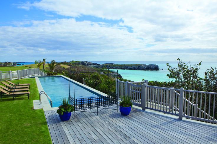 Accoya® Decking - Castle Point, Bermuda. #accoya #wood