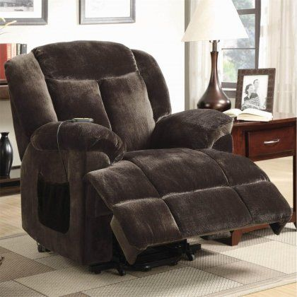 Coaster Power Lift ReclinerChocolate * You can find more details by visiting the image link.