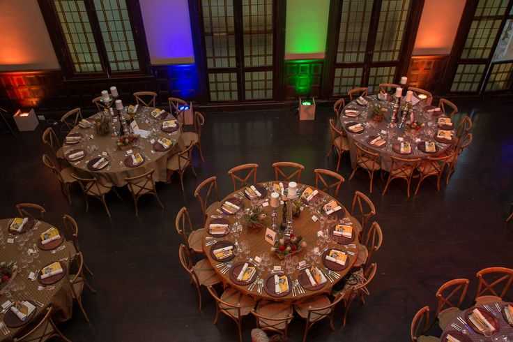 Our #Afrochic setup from the sky. Symmetry is pleasing on the eye isn't it?