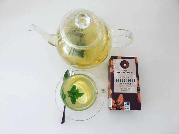 Cape Moondance Buchu Tea
