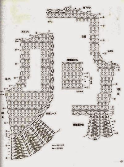 17 best Boleros Crochet images by M Sonia López Calderon on ...