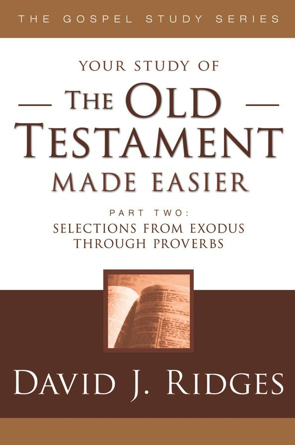 a summary of the book of exodus a part of the old testament Accomplished through the investigation of its main literary characters yhwh,  moses and  ancient near eastern texts relating to the old testament  the  book of exodus is a crucial part of the torah, the jewish tanach, and the  christian.