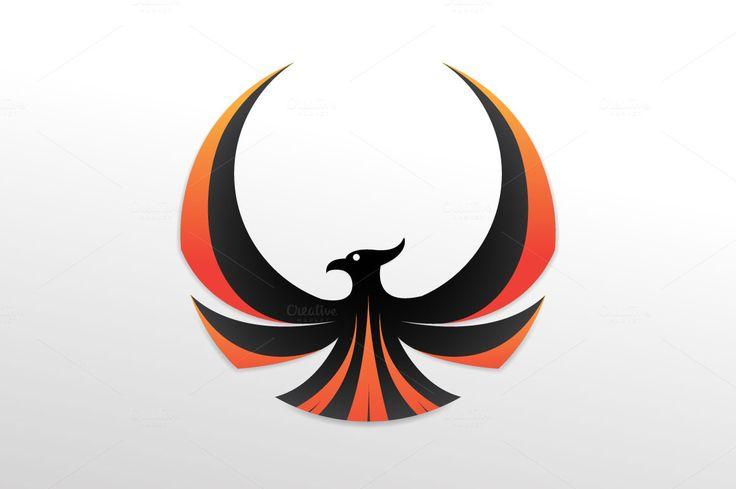 The Phoenix Logo by SOCALARTS on @creativemarket