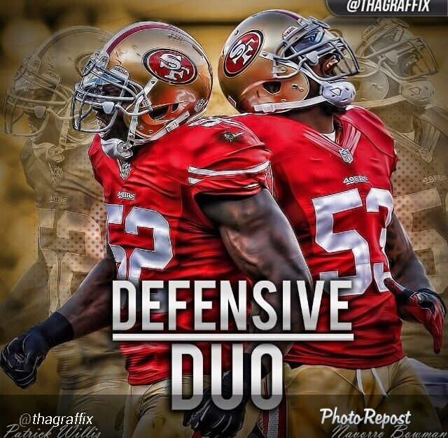 Patrick Willis And Navorro Bowman Wallpaper 17 Best images about N...