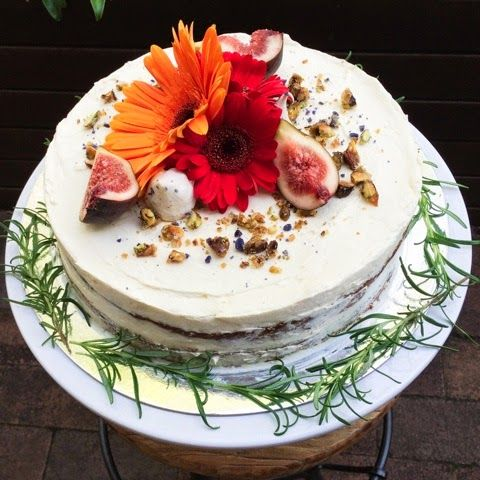 Little Pudding: Carrot Cake with Cream Cheese Frosting and Candied...