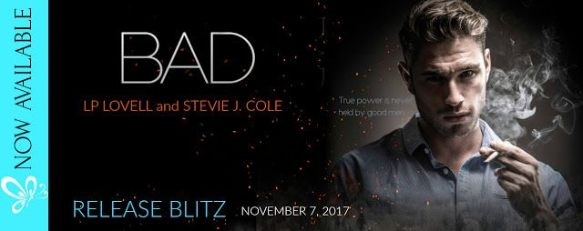 Romance Book Reviews For You: BAD by STEVIE J. COLE and LP LOVELL