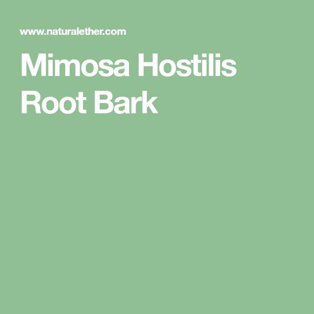 Mimosa Hostilis Root Bark