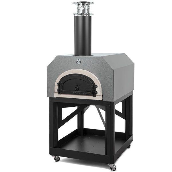 Chicago Brick Oven 750 Portable Pizza Oven - Silver