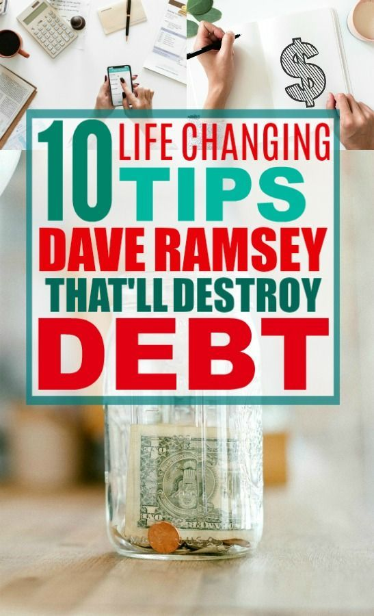 10 Super Genius Dave Ramsey Tips You'll Wish You Knew Sooner