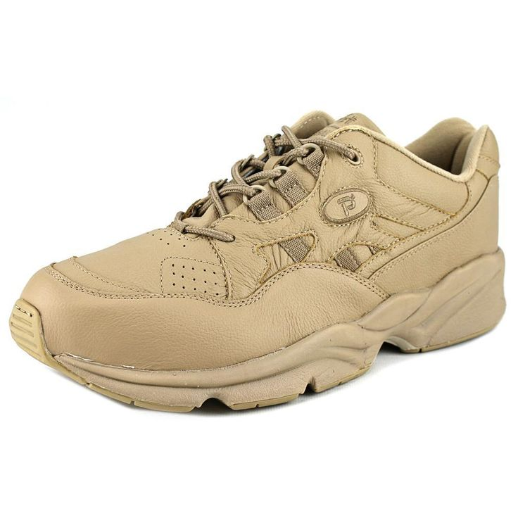 Propet Stability Walker Men US 7 Tan Walking Shoe UK 6.5 3474 in Clothes, Shoes & Accessories, Men's Shoes, Trainers | eBay