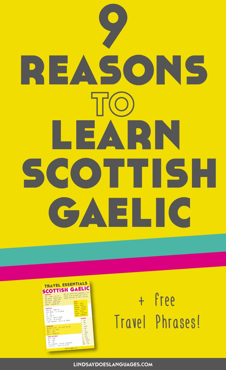 Learning the Irish language (Gaeilge) - Fluent in 3 months ...