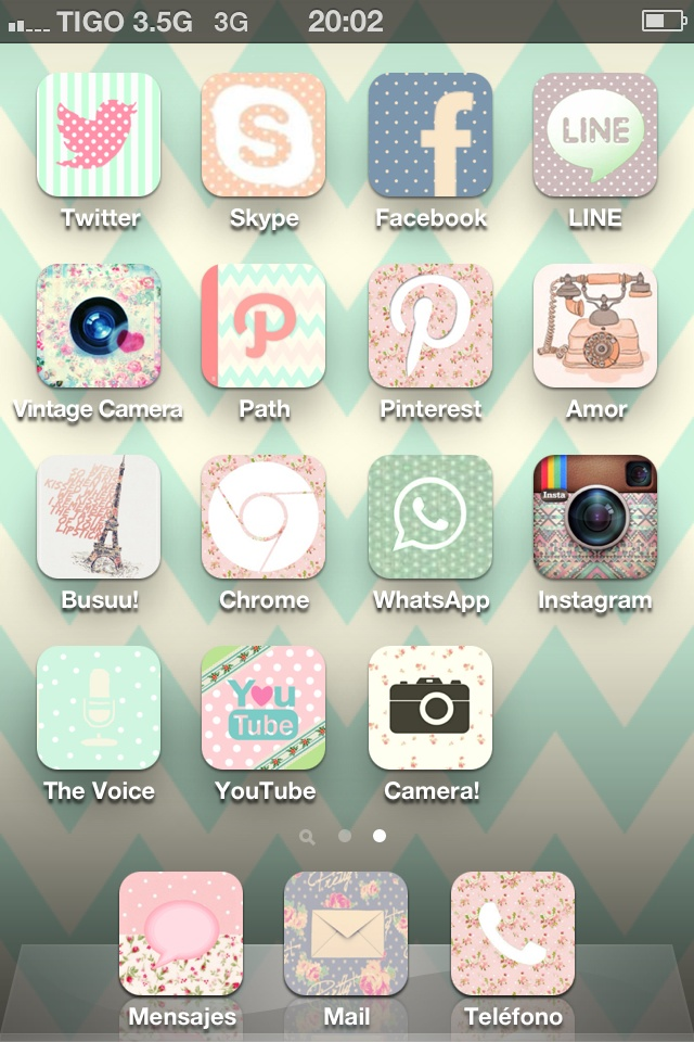 Make your iPhone pretty with cocoppa @Chris Cote Cote Ley Thomas! This was MADE for you!