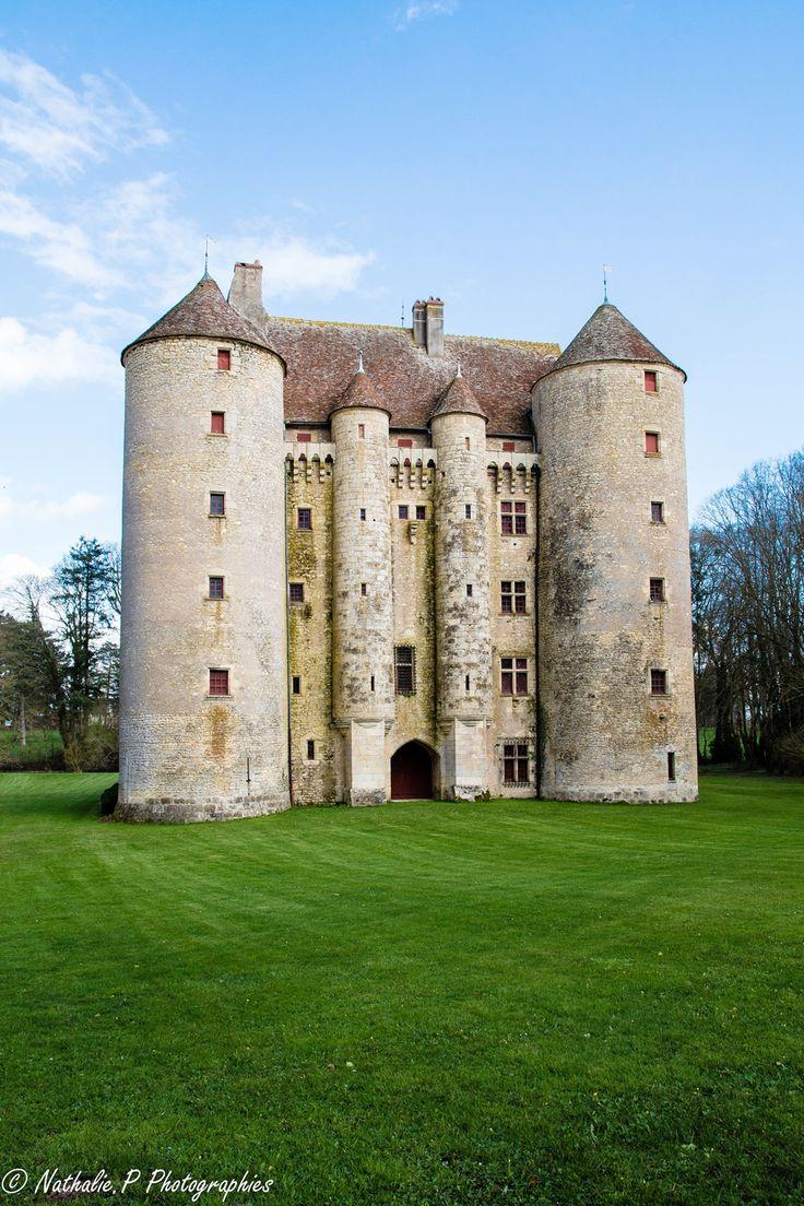 Château de Chevenon, Chevenon, Burgundy