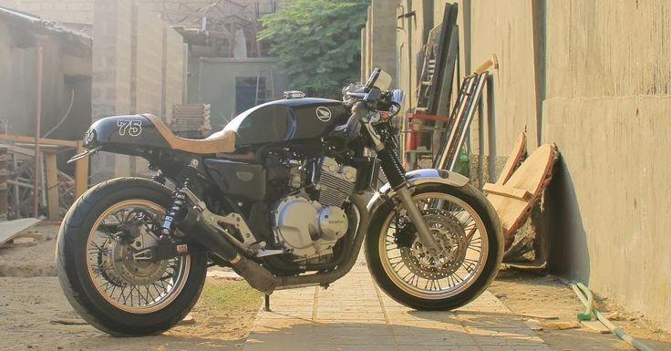 Honda CB400Four NC36 Cafe Racer | Honda Cafe Racer | Honda CB400 Cafe Racer | Honda CB400 Cafe Racer conversion | Custom Honda CB400 Cafe Ra...