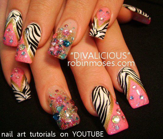 robin moses nail art | Robin Moses Nail Art shared Robin Moses Nail Art 's photo .