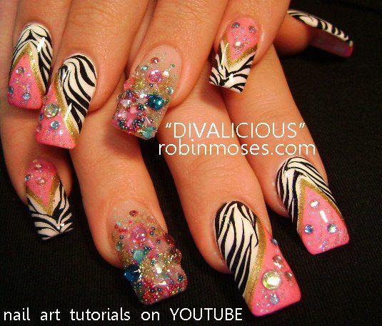 robin moses nail art | Robin Moses Nail Art shared Robin Moses Nail Art 's photo .