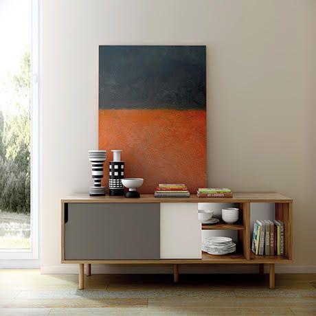 Möbel mit ästhetischer Funktionalität -Tema Home