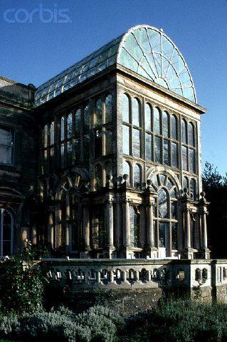 Castle conservatory