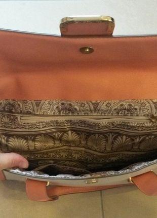 Rosa Weiße Elegante Handtasche Deichmann  Kaufe meinen Artikel bei #Kleiderkreisel http://www.kleiderkreisel.de/damentaschen/handtaschen/131743336-rosa-weisse-elegante-handtasche-deichmann