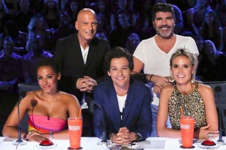 Louis was a guest judge on America's Got Talent! The episode he's on will air on July 12! (via Radio1Direction)