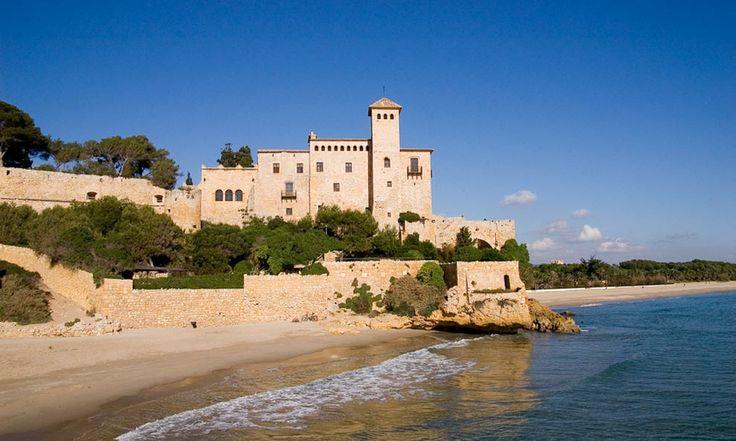 Tamarit Castle, Tarragona, Costa Dorada, Catalonia http://www.costadoradatransfers.com/