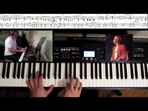 (61) Tutorial - Bill Withers - Lovely Day - YouTube