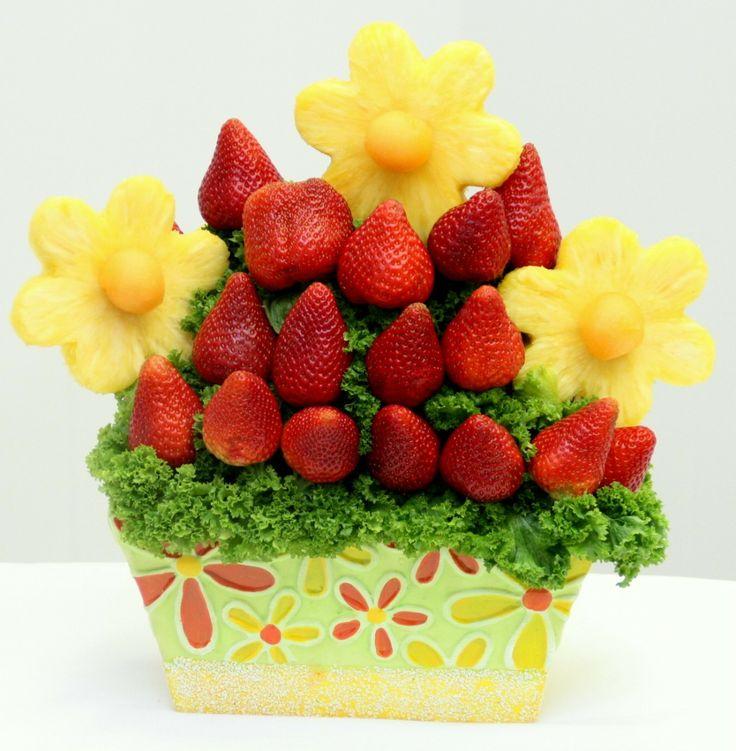 Bouquets de frutas. Galería.