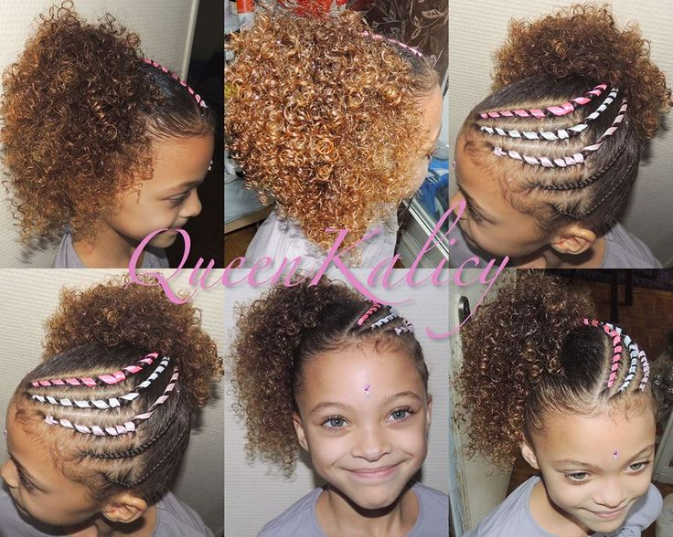 1000+ Ideas About Kids Updo Hairstyles On Pinterest