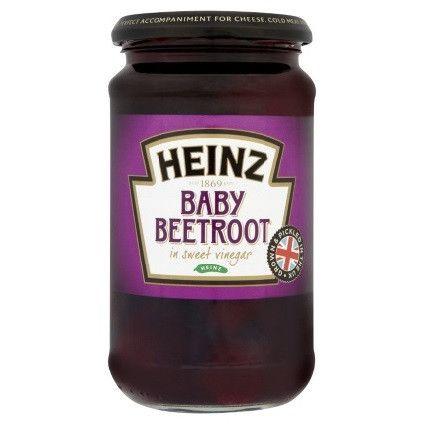 Heinz Baby Beetroot 440g