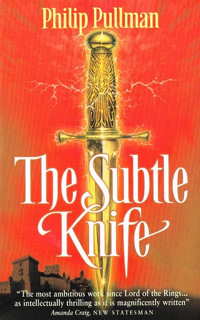 Lesson Plan The Subtle Knife by Philip Pullman