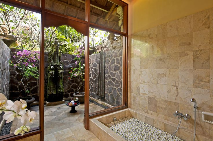 bathrooms with outdoor feel - Google Search