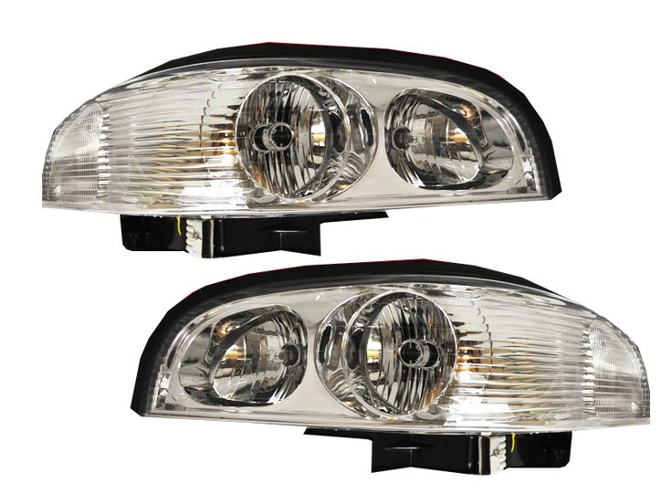 1997-2005 Buick Park Avenue Ave Halogen Headlights Pair: 1997-2005 Buick Park Avenue Ave Halogen Headlights… #CarHeadlights #AutoHeadlights
