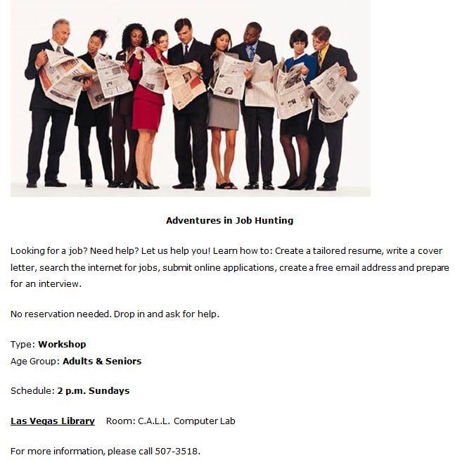 113 best Job Hunting images on Pinterest Career advice, Deer - interview workshop