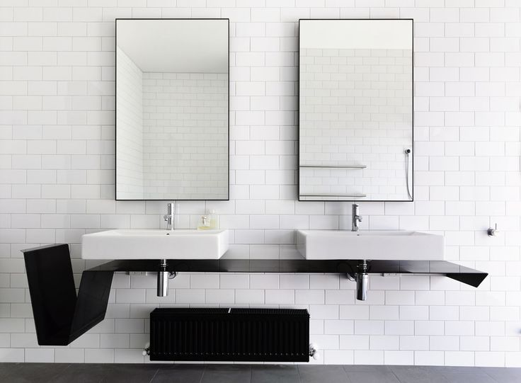 Wolveridge Architects — Northcote Residence | Classic Ceramics