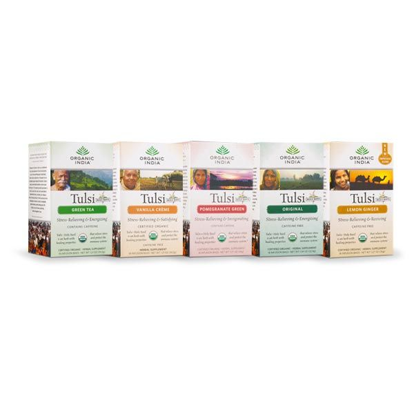 Organic Tulsi Tea is a stimulating drink that helps you beat stress and fight free radicals, among other tulsi tea benefits.* http://organicindia.mercola.com/tulsi-tea.aspx