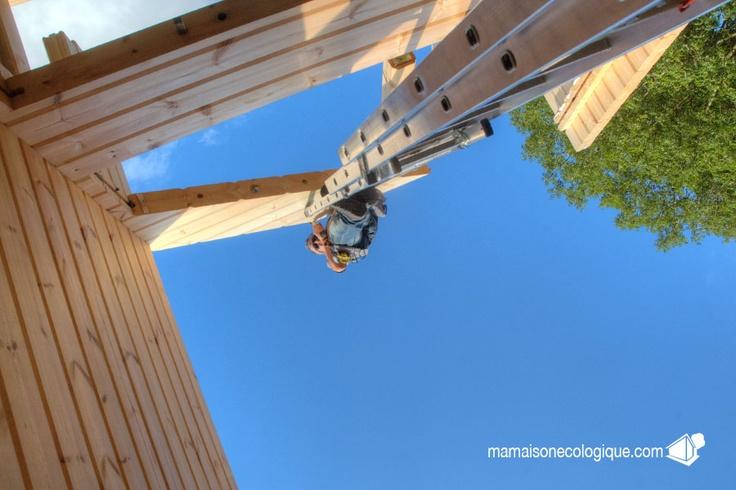 Les 84 meilleures images du tableau auto construction for Construction bois 87